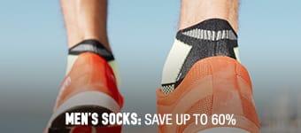 Men's Summer Socks - save up to 60%