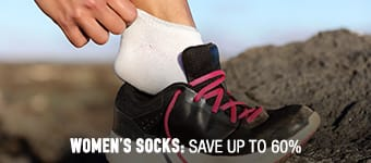 Women's Summer Socks - save up to 60%