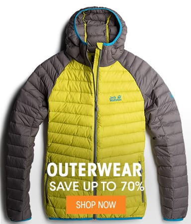 Outerwear - Save up to 70%