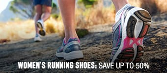 Women's Running Shoes - save up to 50%