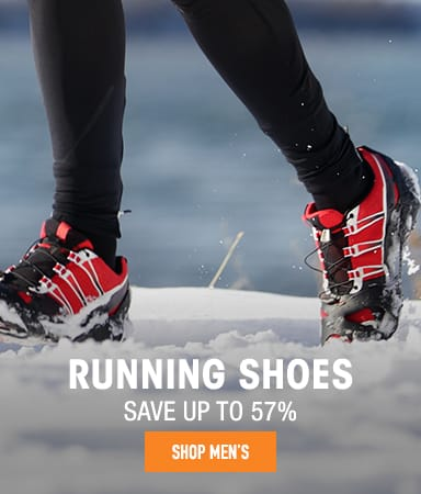Men's Running Shoes - save up to 57%
