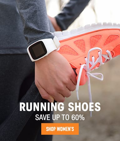 Women's Running Shoes - save up to 60%