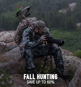 Fall Hunting - save up to 60%