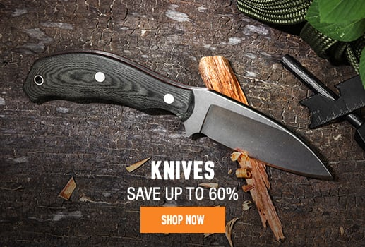 Knives - save up to 60%