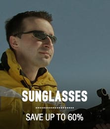 Sunglasses - save up to 60%