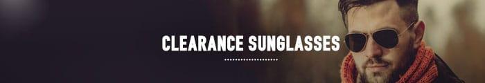 Clearance Sunglasses