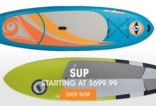 SUP - Starting at $699.99