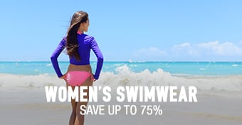 Women's Swimwear - save up to 75%