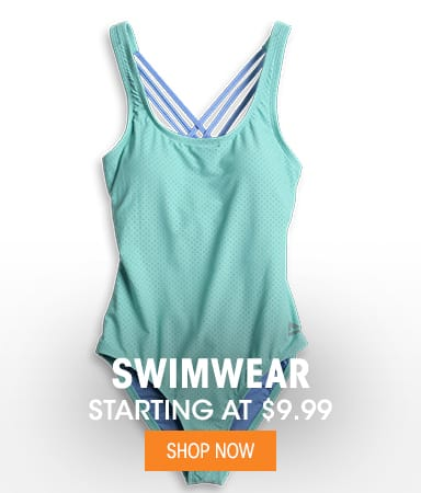 Swimwear - Starting at $9.99