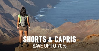 Shorts & Capris - save up to 70%