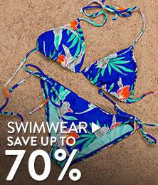 Swimwear - save up to 70%
