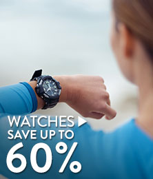 Watches  - save up to 60%