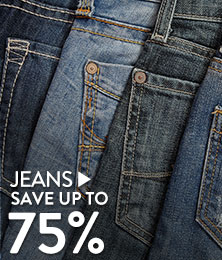 Jeans - save up to 75%