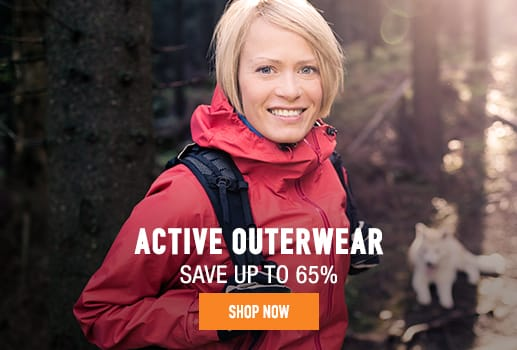 Active Outerwear - save up to 65%