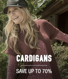 Cardigan - save up to 70%