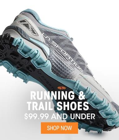 Women's Running & Trail Shoes - $99.99 & Under