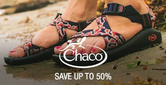 Chaco - save up to 45%