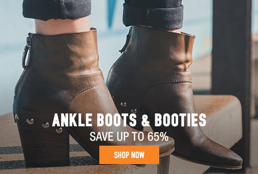 Ankle Boots & Booties - save up to 65%