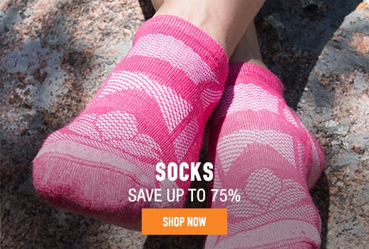 Socks - save up to 75%