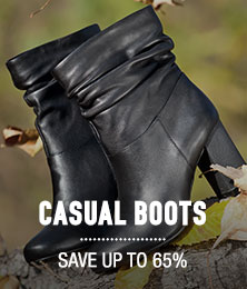 Casual Boots - save up to 65%