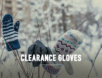 Women's Clearance Gloves