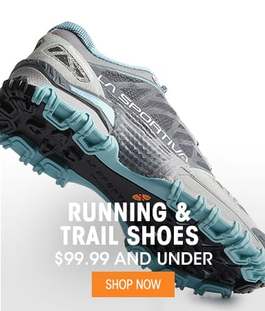 Women's Running & Trail Shoes - $99.99 & Under
