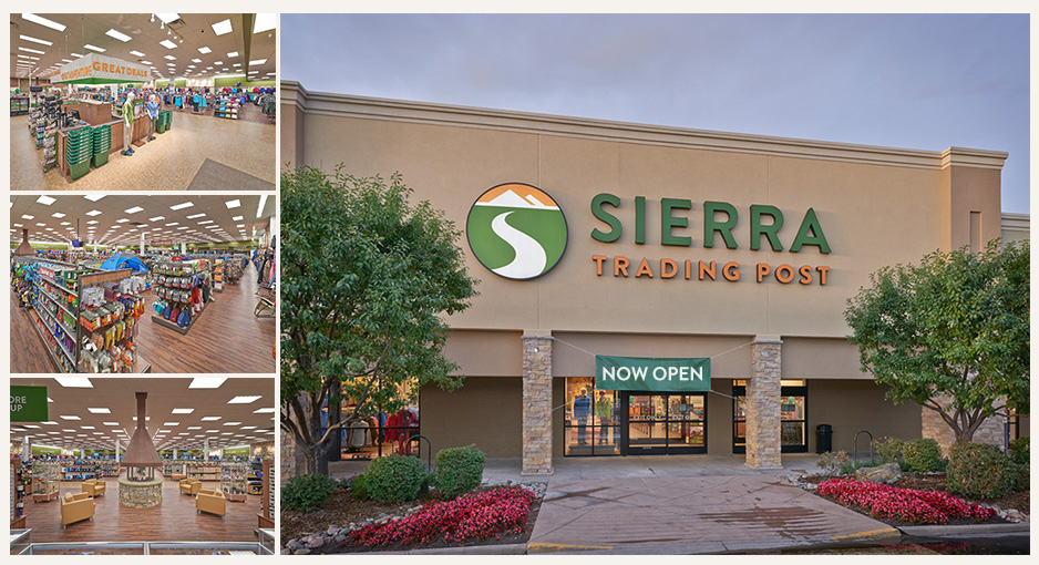 Sierra Trading Post Retail Store In Greenwood Village Co