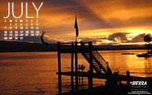 Alison Davee, Calendar