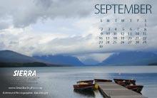 Kirk Klinger, Calendar