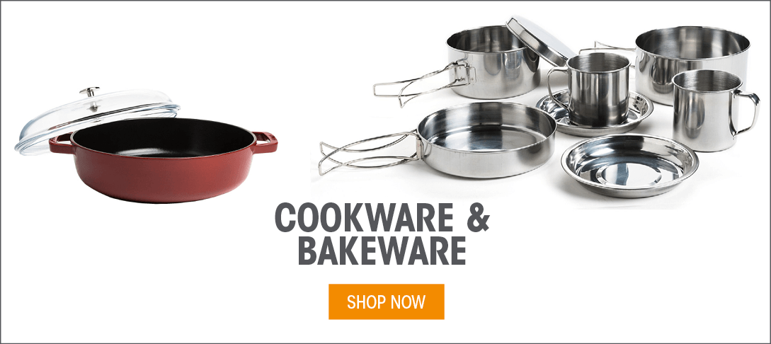 Cookware & Bakeware - Shop Now