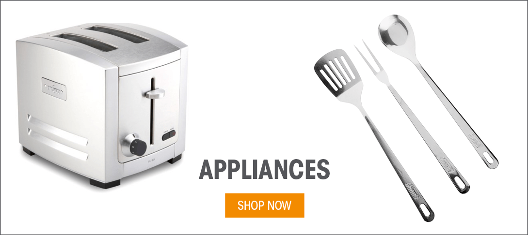 Appliances - Shop Now