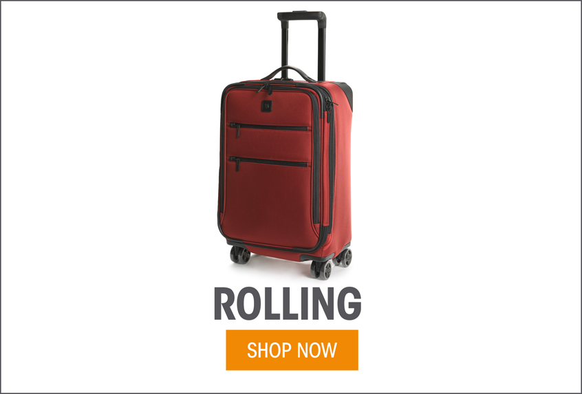 Luggage: Average savings of 51% at Sierra Trading Post