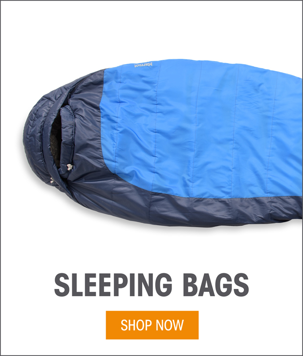 Sleeping Bags - Shop Now