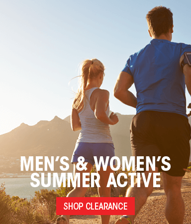 Men's & Women's Summer Active - Shop Clearance