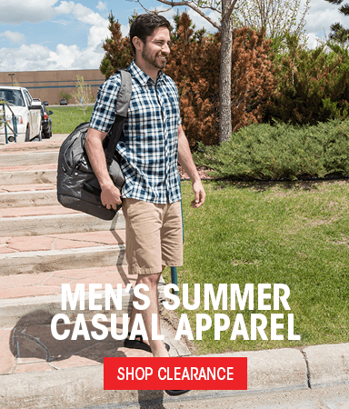 Men's Summer Casual Appearance - Shop Clearance