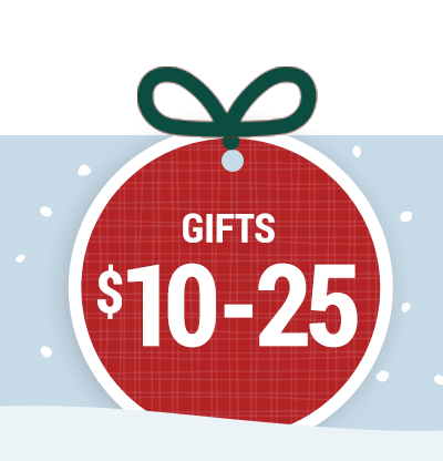 Gifts $10-25