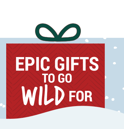 Epic Gifts to Go Wild For