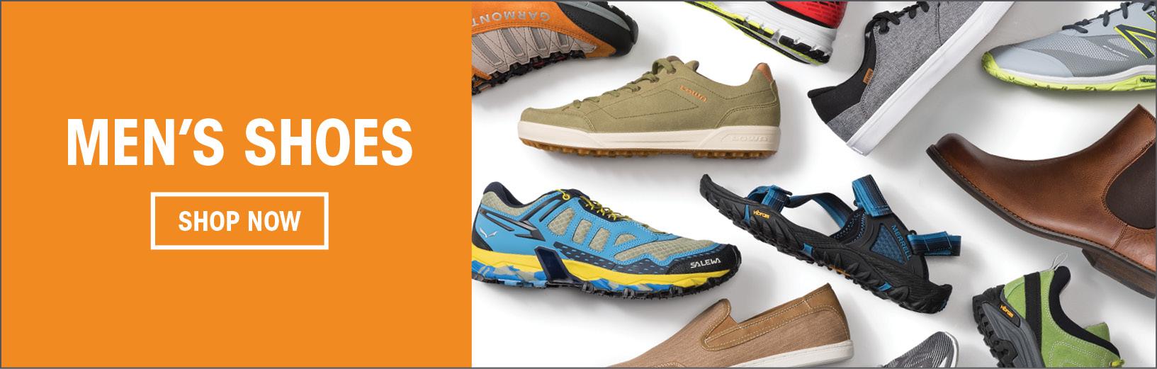 Men's Shoes - Shop Now