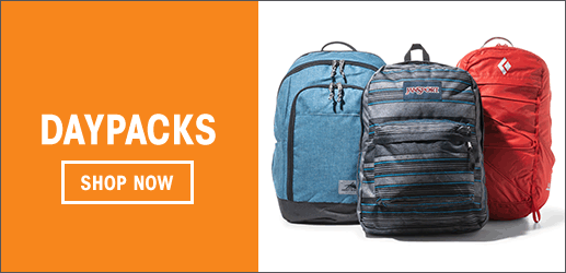 Daypacks - Shop Now