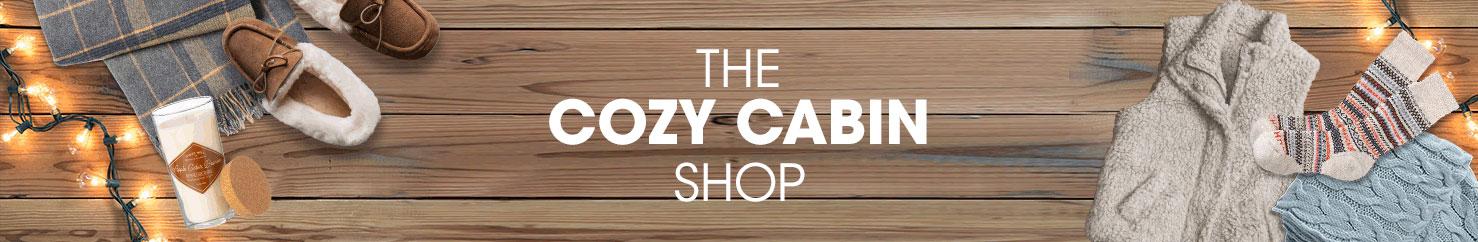 THE COZY CABIN SHOP